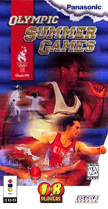 Olympic Summer Games : Atlanta 96