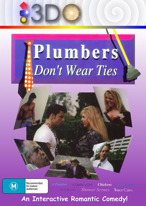 Plumbers Don' t Wear Ties