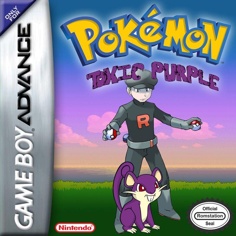 pokemon toxic purple full version