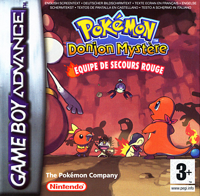 Pokemon Mystery Dungeon Game Boy Download