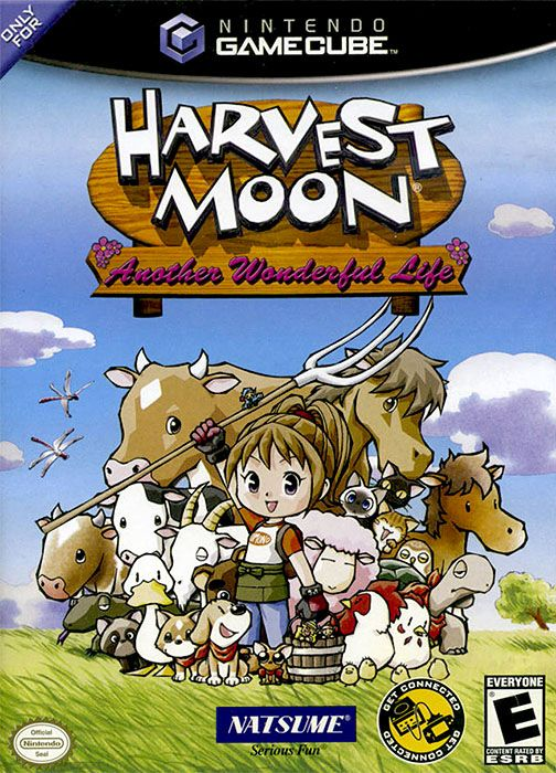 Harvest Moon : Another Wonderful Life - Jeux - RomStation