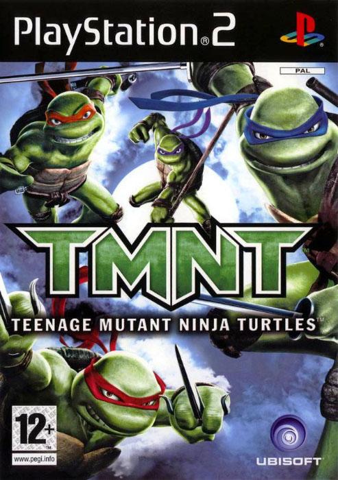 tmnt les tortues ninja