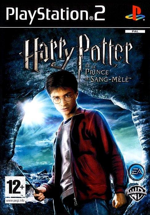 Harry potter et le prince de sang m l jeux romstation - Harry potter et la chambre des secrets pc download ...