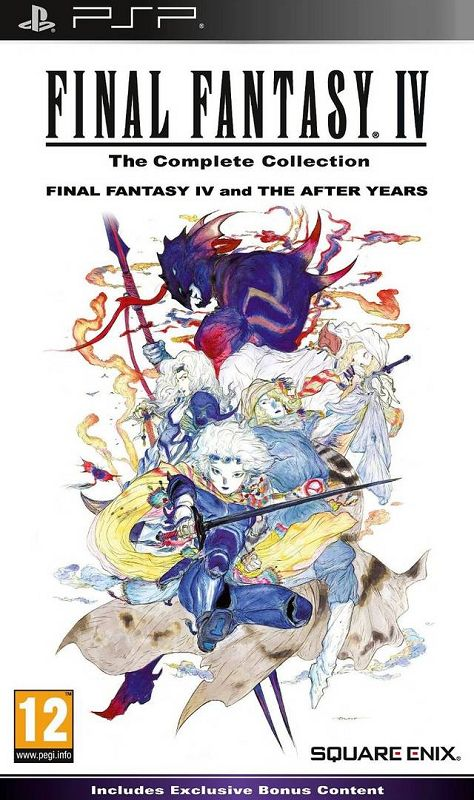 Final Fantasy IV : The Complete Collection