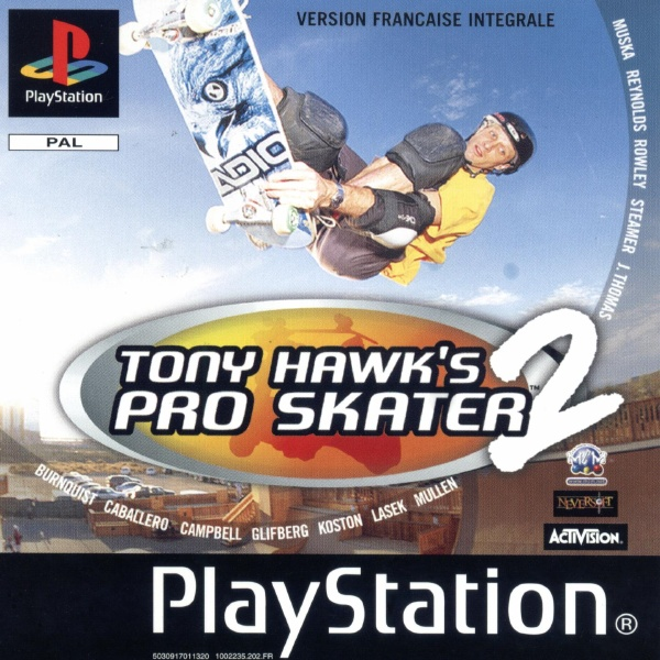 Resultado de imagem para Tony Hawk Pro Skater 2