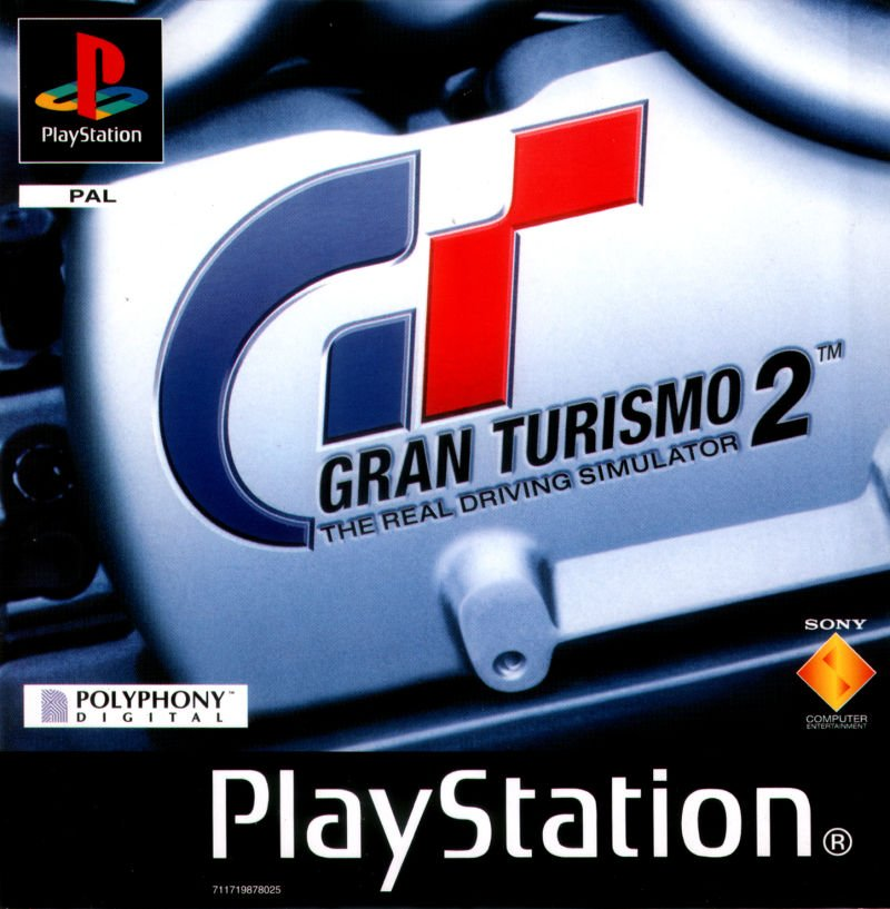 Gran Turismo 2 : The Real Driving Simulator