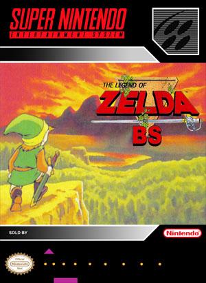 BS Zelda no Densetsu  Jeux  RomStation