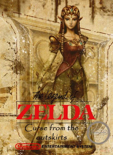 The Legend Of Zelda curse from outskirts