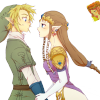 render link X zelda By heylinklisten d53k56e