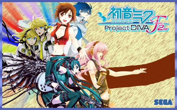 Project Diva f 2nd Version 2