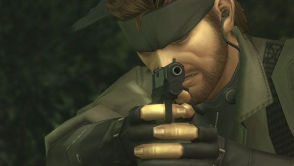 MGS3 HD Walkthrough GC[1]