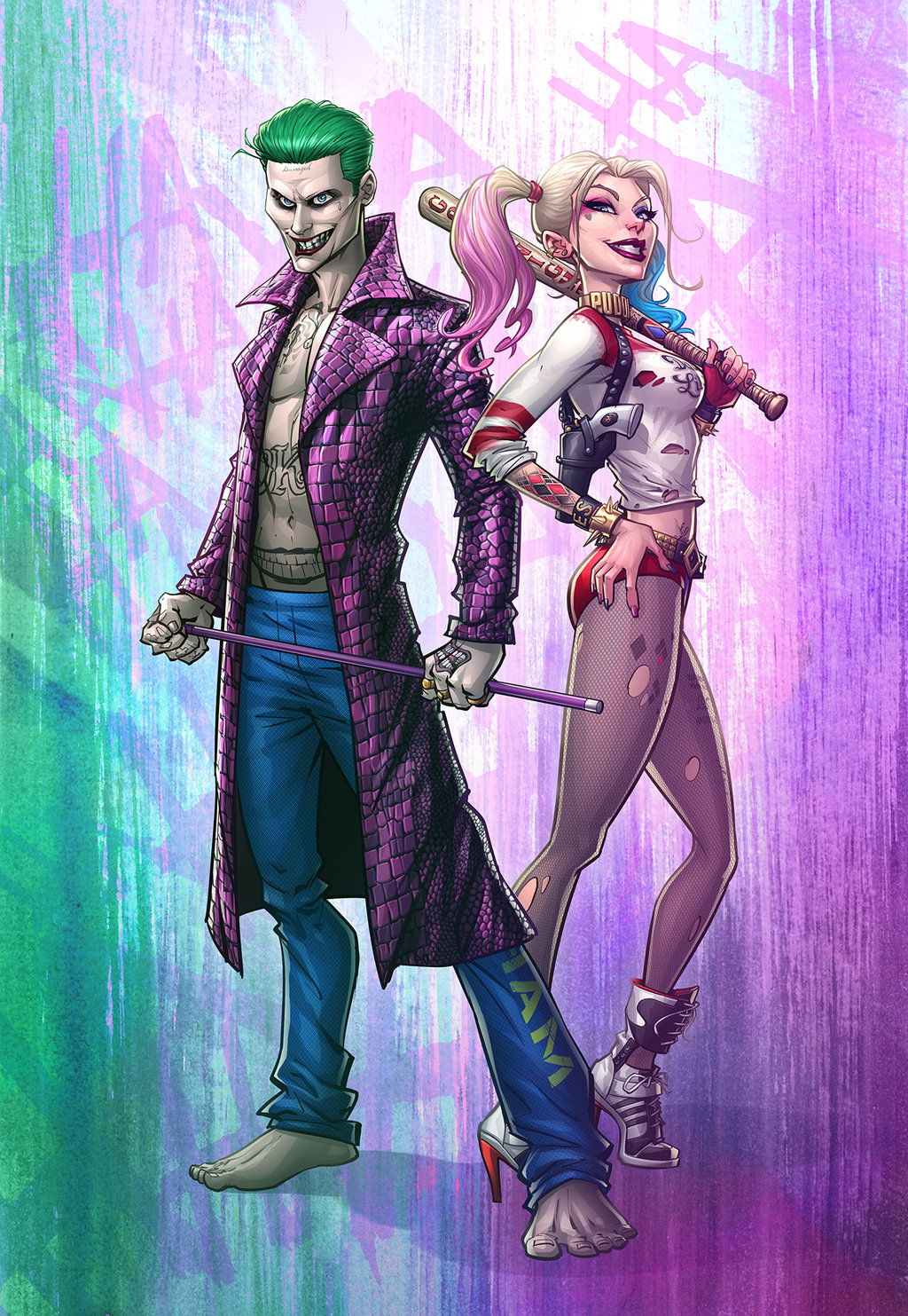 the_joker_and_harley_quinn_by_patrickbro