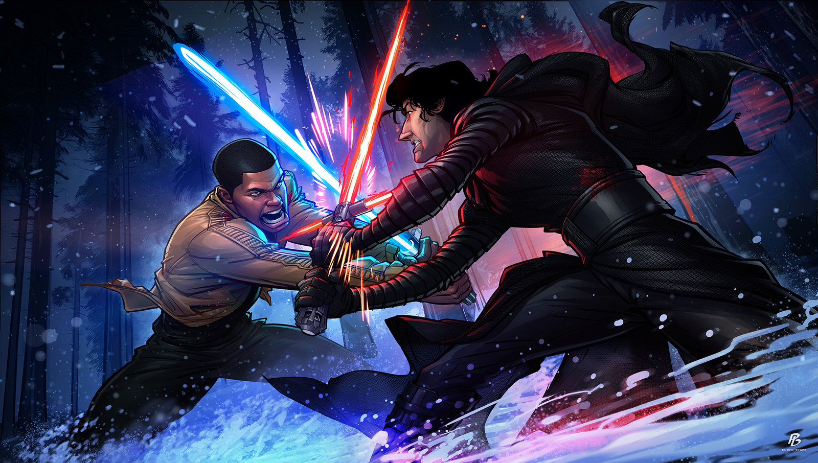 star_wars__the_force_awakens_by_patrickb