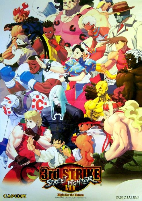 Street Fighter III : Third Strike