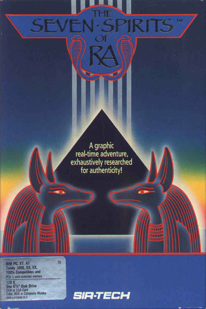 The Seven Spirits of Ra