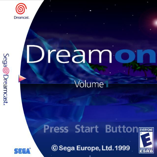 DreamOn Volume 1