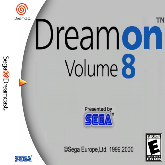 DreamOn Volume 8