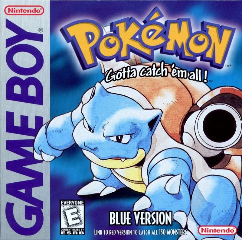 Pokemon : Blue Version
