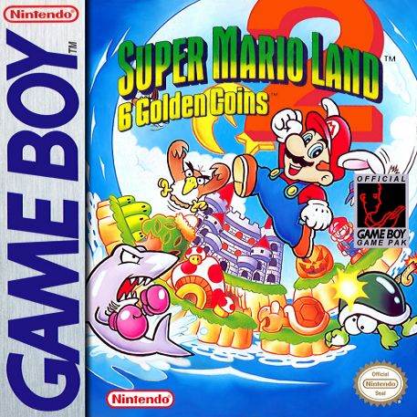 Super Mario Land 2 - 6 Golden Coins