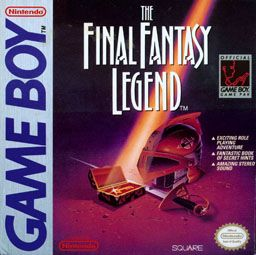 The Final Fantasy Legend