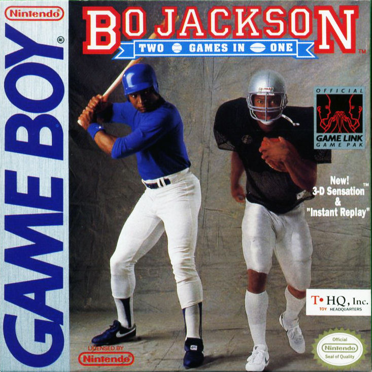 Bo Jackson - Two Games In One