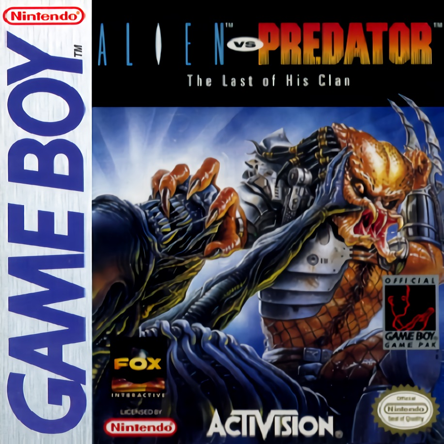 Alien vs Predator - The Last of His Clan