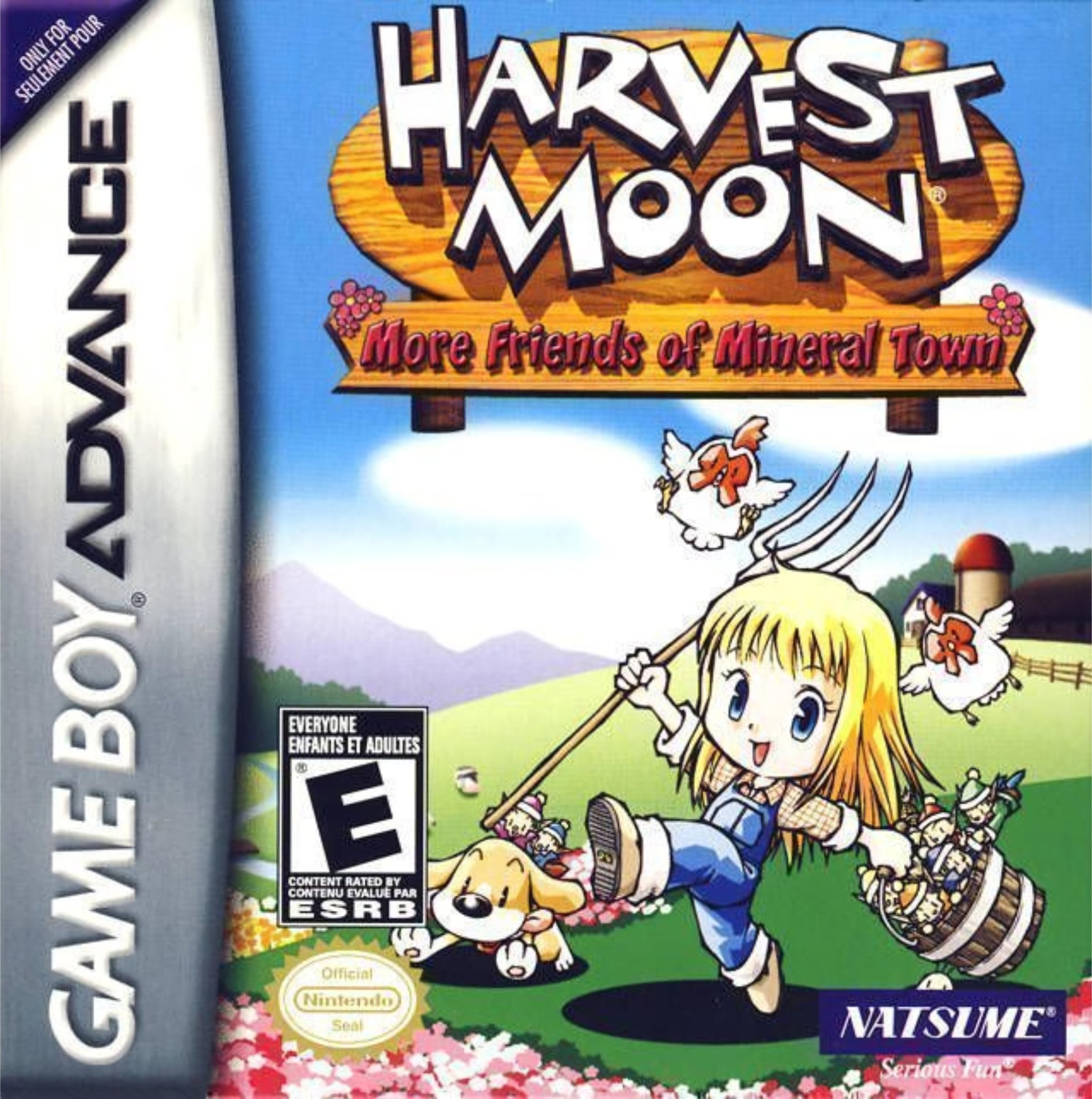 Harvest Moon : More Friends of Mineral Town