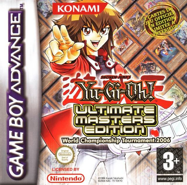 Yu-Gi-Oh! Ultimate Masters Edition: World Championship Tournament 2006
