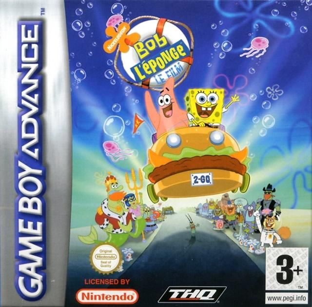 Console : Gameboy Advance