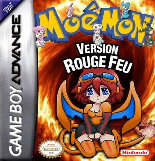 pokemon rouge feu romstation