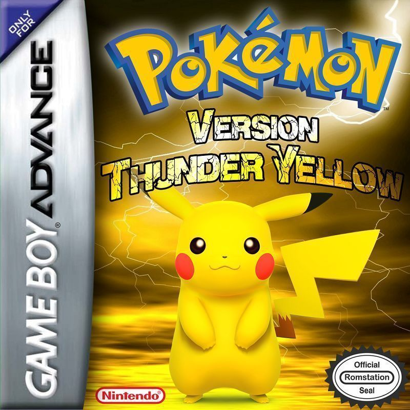 Pokémon Thunder Yellow