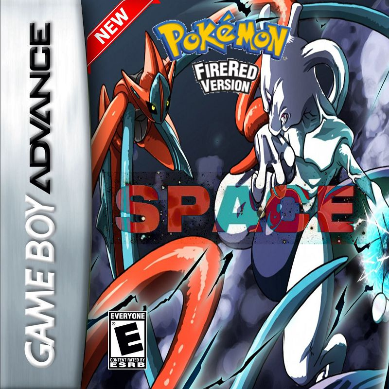 Pokemon Version NEW Rouge Feu - Espace