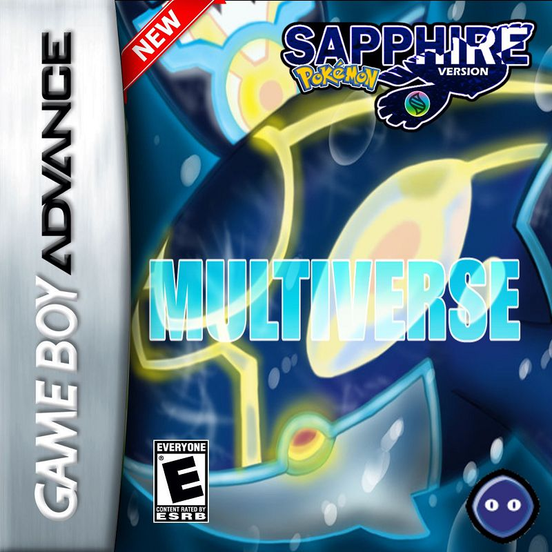 Pokémon Version NEW Saphir - Multiverse