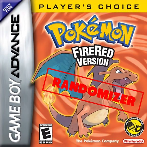 Pokémon FireRed Randomizer
