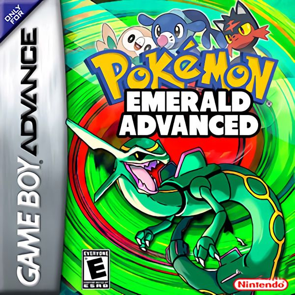 Pokémon Emerald Advanced