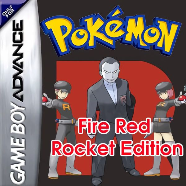Pokémon FireRed Rocket Edition