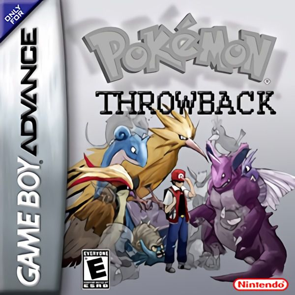 Pokémon Throwback