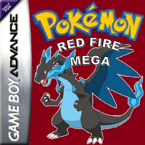 Pokémon Red Fire Mega