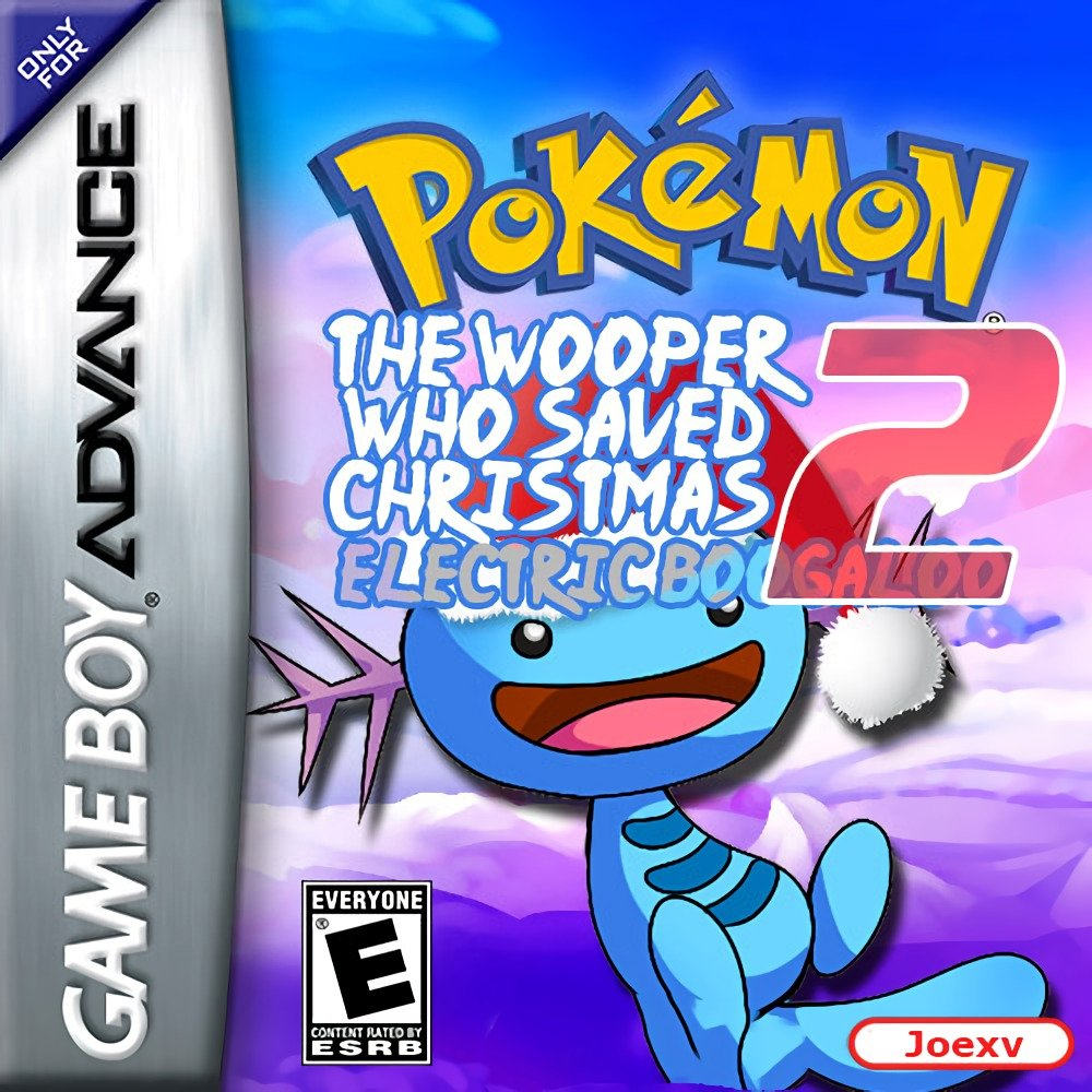 Pokémon The Wooper Who Saved Christmas 2 : Electric Boogaloo
