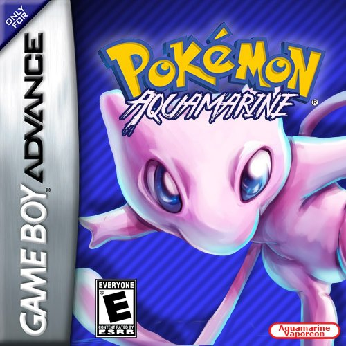 Pokémon Aquamarine
