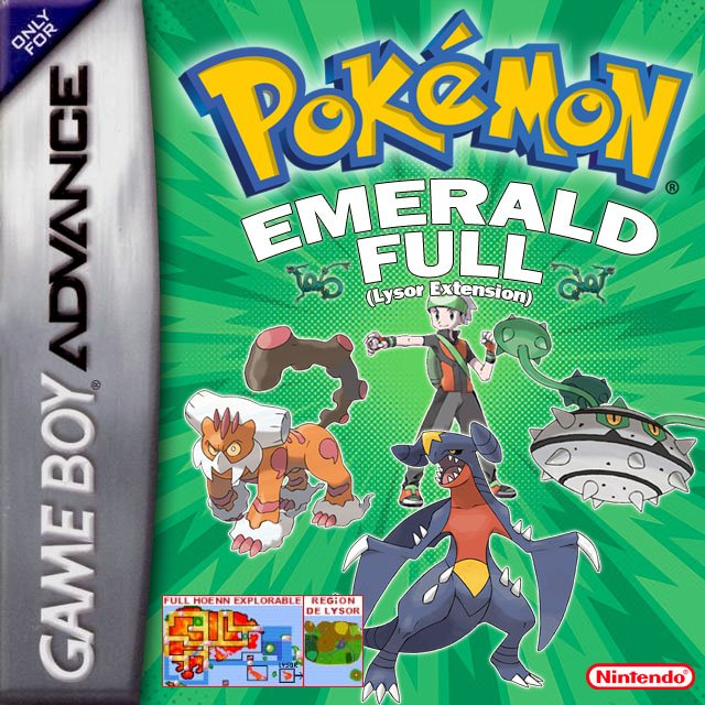 Pokémon Emeraude FULL 2 (Lysor Extension)