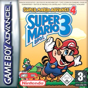 Super Mario Advance 4 : Super Mario Bros. 3