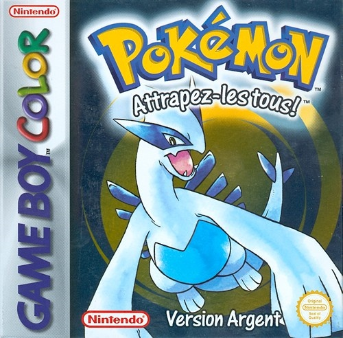 Pokémon Version Argent