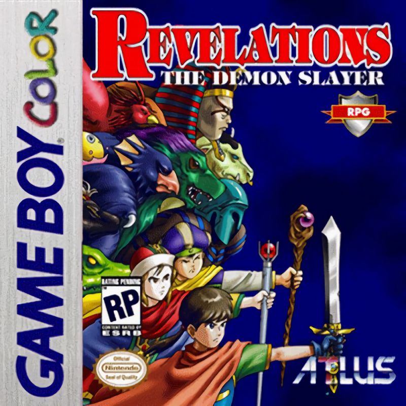 Revelations : The Demon Slayer