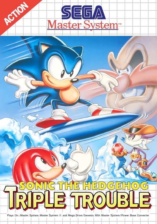 Sonic The Hedgehog Triple Trouble Download Rom Iso Romstation