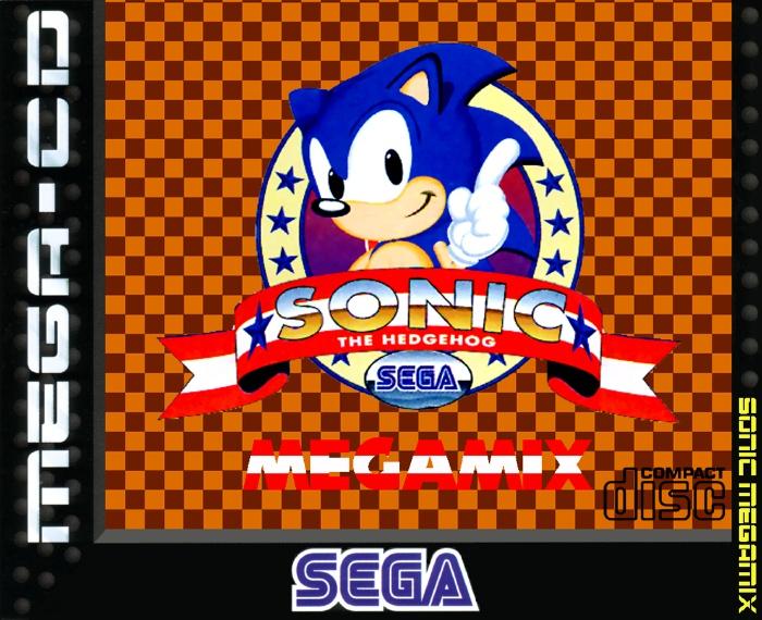 Sonic the Hedgehog: Sonic Mega Mix