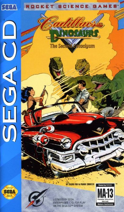 Cadillacs and Dinosaurs : The Second Cataclysm