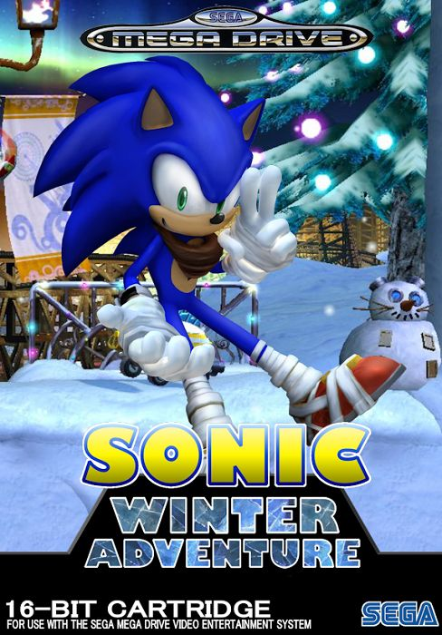 Sonic Winter Adventure