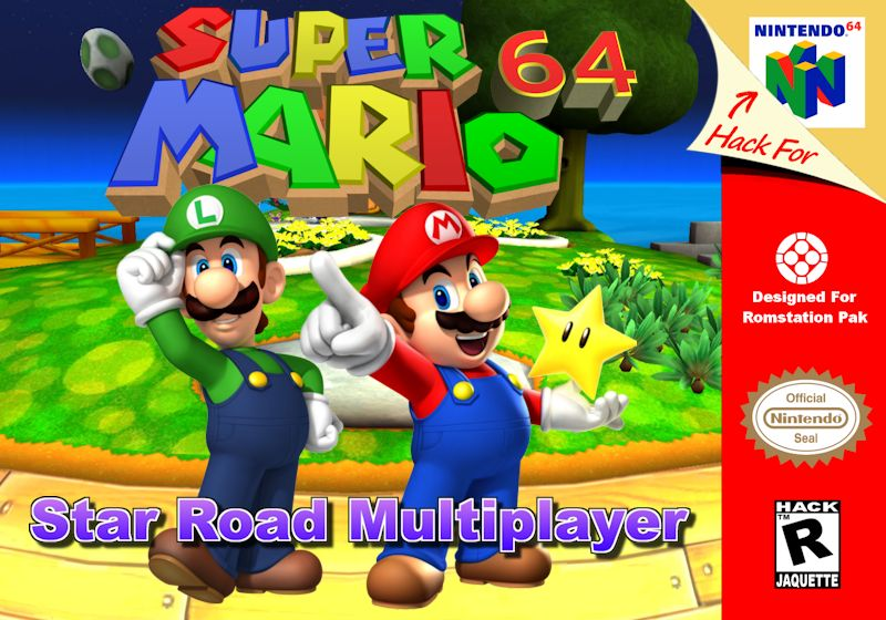 Super Mario Star Road Multiplayer