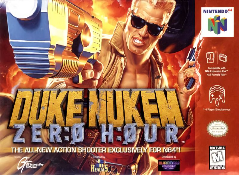 Duke Nukem : Zero Hour
